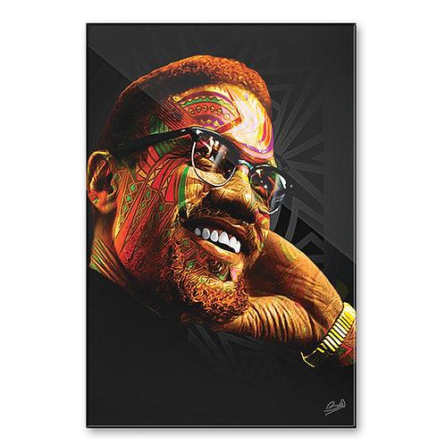Tableau / Malcolm X