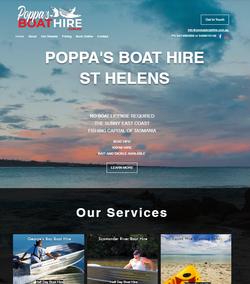 Poppas Boat Hire Tasmania New Zealand