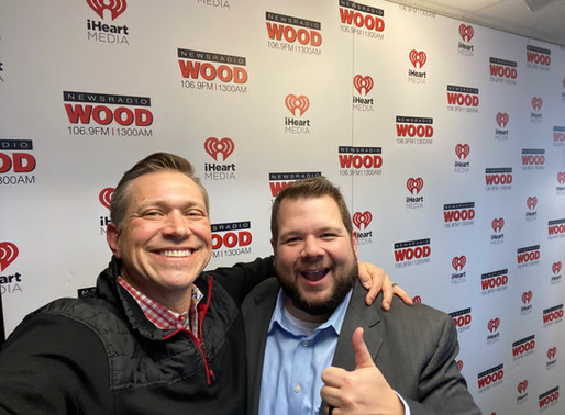 WOOD RADIO GOOD TIMES!