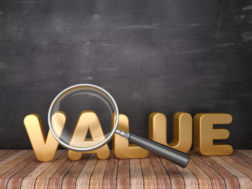 DO YOU BRING VALUE TO YOUR CUSTOMERS?