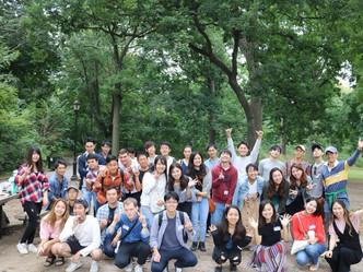 2018年9月学生×社会人 平成最後のnyjsa BBQ大会