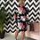 Thumbnail: Heather Black Floral Belted Shirt Mini Dress In Black Floral