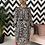 Thumbnail: Arri Lou Tiered Midi Dress in Zebra Print