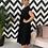 Thumbnail: Asha V Neck Midi Dress in Black