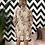 Thumbnail: Camila long Sleeve Leaf Print Dress