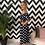 Thumbnail: Sophia Polka Dot Midi Dress in Black