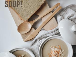RECIPE: Chicken Pot Pie Soup