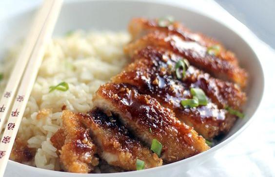 Easy dinner recipe: Honey Garlic Chicken