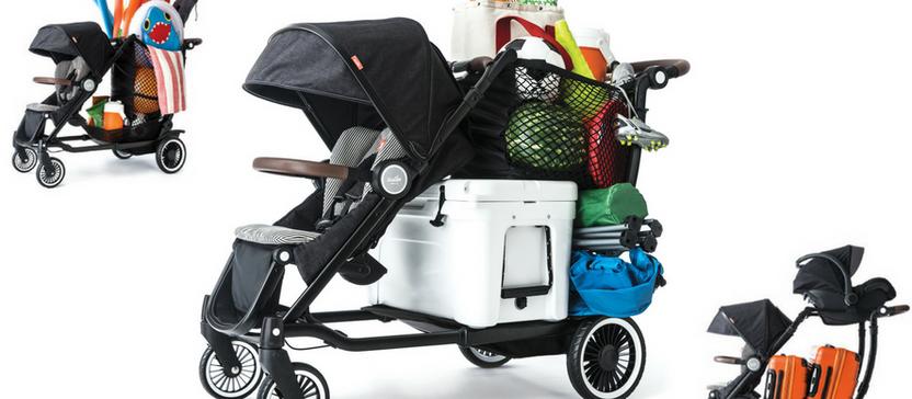 Alternatives to a double stroller