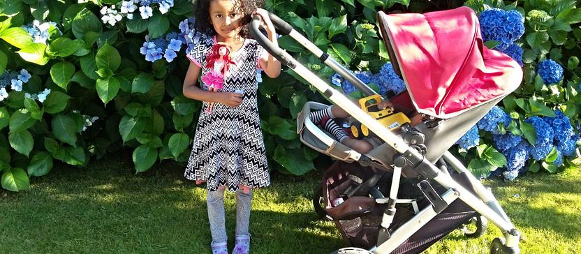 Uppa Baby Vista Stroller Review