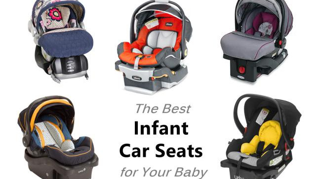 All about car seats