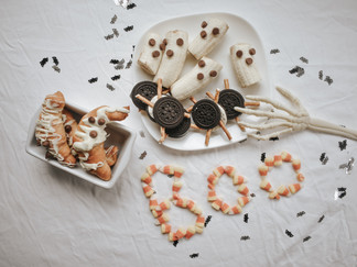 Spooktacular treat