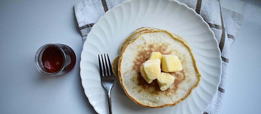 RECIPE: Fluffy Pancakes
