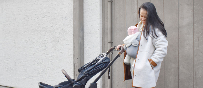 REVIEW: Cybex E-Priam Stroller