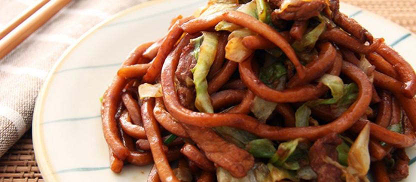 Easy dinner recipe: Shanghai Noodles