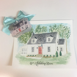 Our First Home Painting