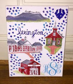 Custom Venue Painting