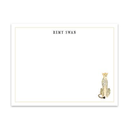 Seeing Spots Notecard