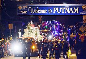 Holiday Dazzle REVERSE Light Parade