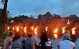 Concert & Riverfire