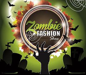 Zombie Fashion Show