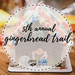 5th Annual Gingerbread Trail