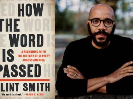 """""""How the Word Is Passed"""" by Clint Smith"""