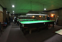OLive Bank community club snooker facilities