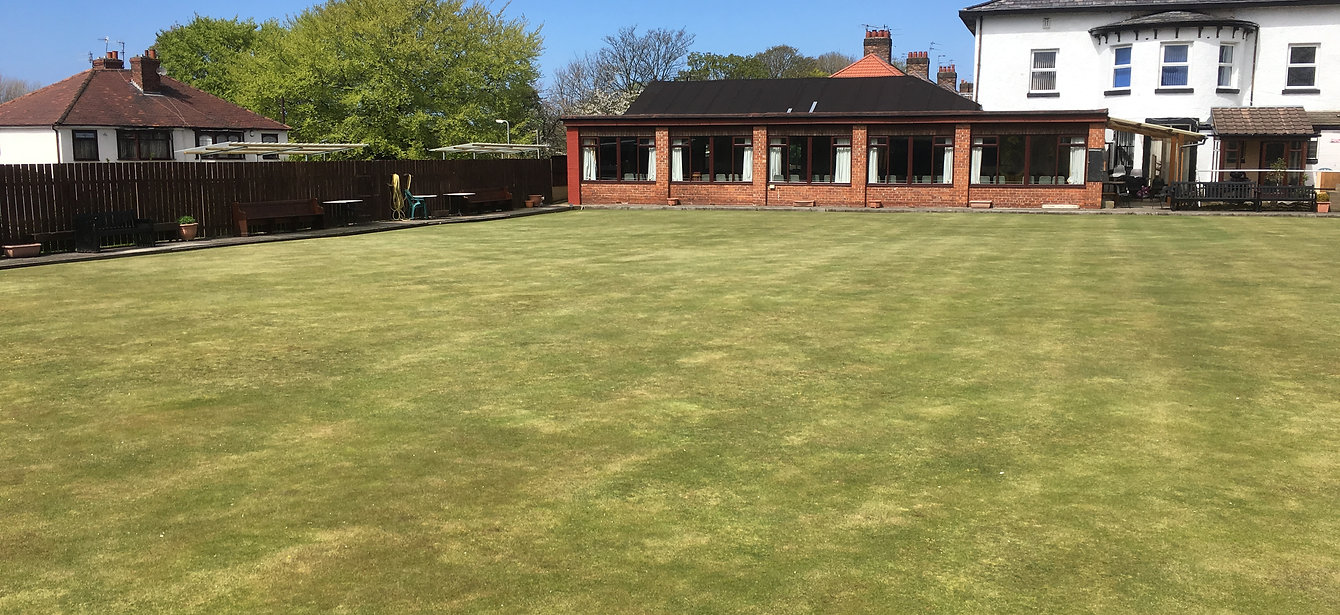 Olive Bank Community club bowling green