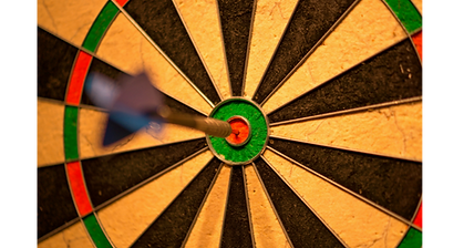 Olive Bank community club darts facilities