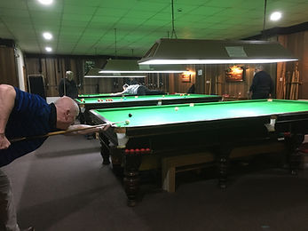 Olive bak communitt club snooker facilities
