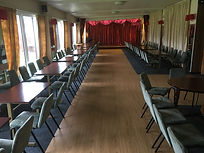 Olive bank community club room for hire