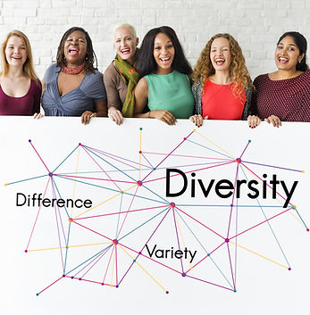 Difference Variety Diversity Teamwork Su