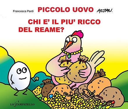 Piccolo uovo – Chi è il più ricco del reame?