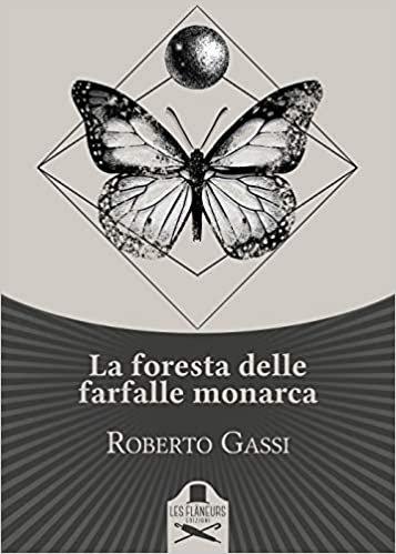 La foresta delle farfalle monarca