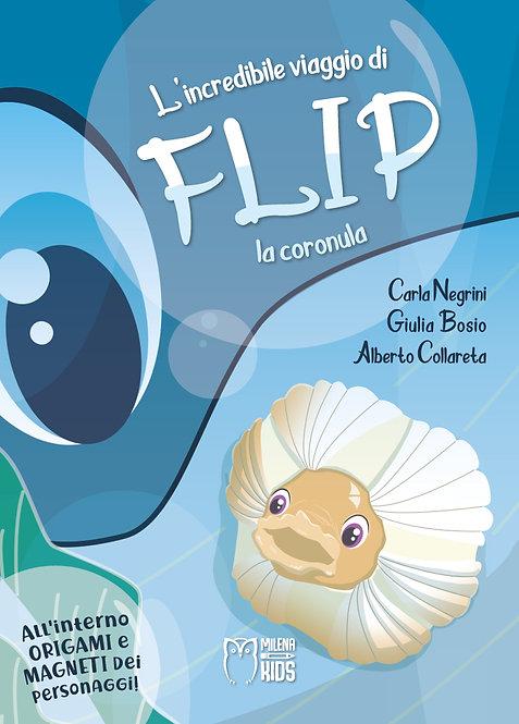 L'incredibile viaggio di Flip la coronula