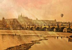 Jour 45 Prague Lumière divine