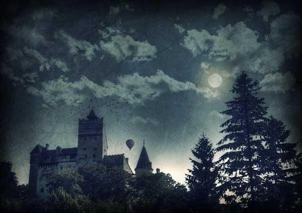 Jour 53 Bran Château de Dracula