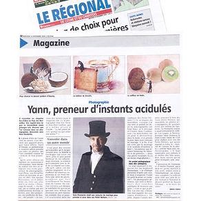 portrait interview régional de Cosne