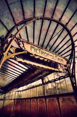 Metro Paris N° 2