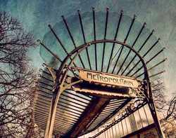 Metro Paris N° 5