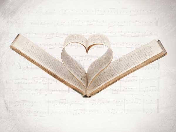 Le coeur de la musique