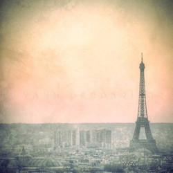 L'aube sur Paris