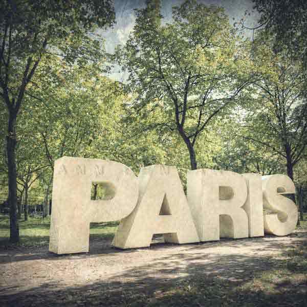 Printemps sur Paris