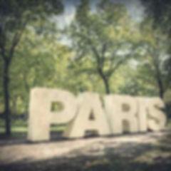 série photographie artistique paysages urbains, Paris