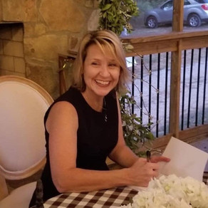 Author Highlight: Kelley Griffin