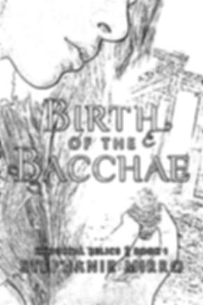 Birth of the Bacchae Coloring Page