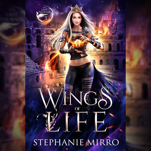 Wings of Life cover by Stephanie Mirro