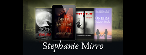 Four books by Stephanie Mirro
