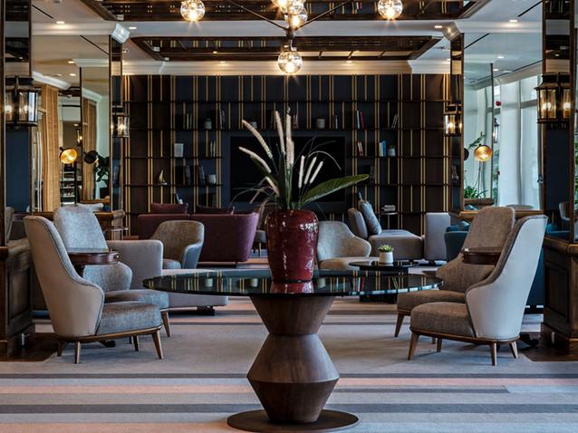 Amada Colossos Resort VIP Lounge